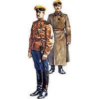 Униформа Особой Офицерской Роты Ставки Главкома ВСЮР