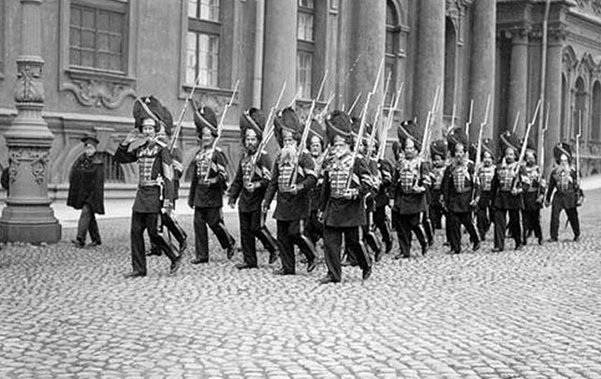 униформа Роьы Дворцовых Гренадер