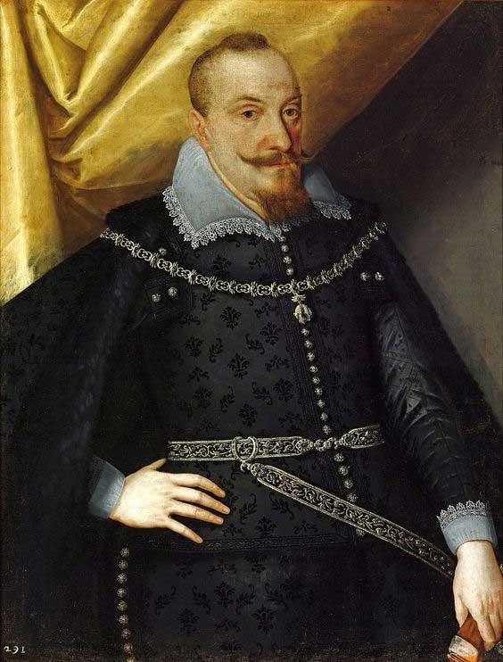 Сигизму́нд III