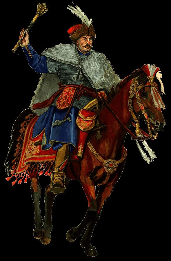 Реестровые казаки Хмельницкого, 1648-1651 годы