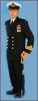 Униформа Королевского флота Новой Зеландии