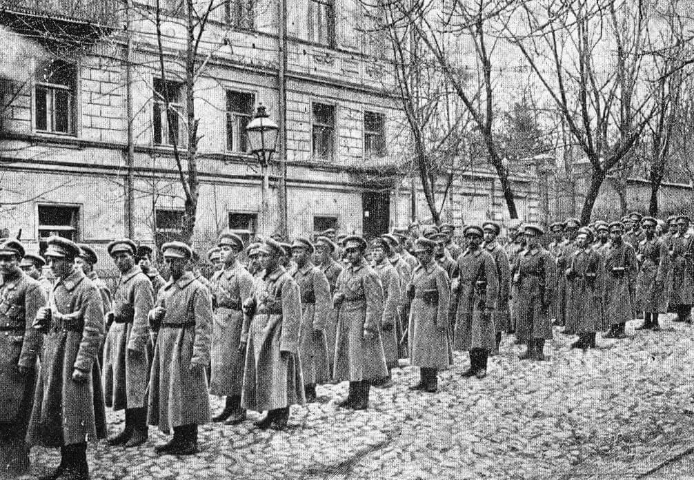 униформа Сечевых стрельцов