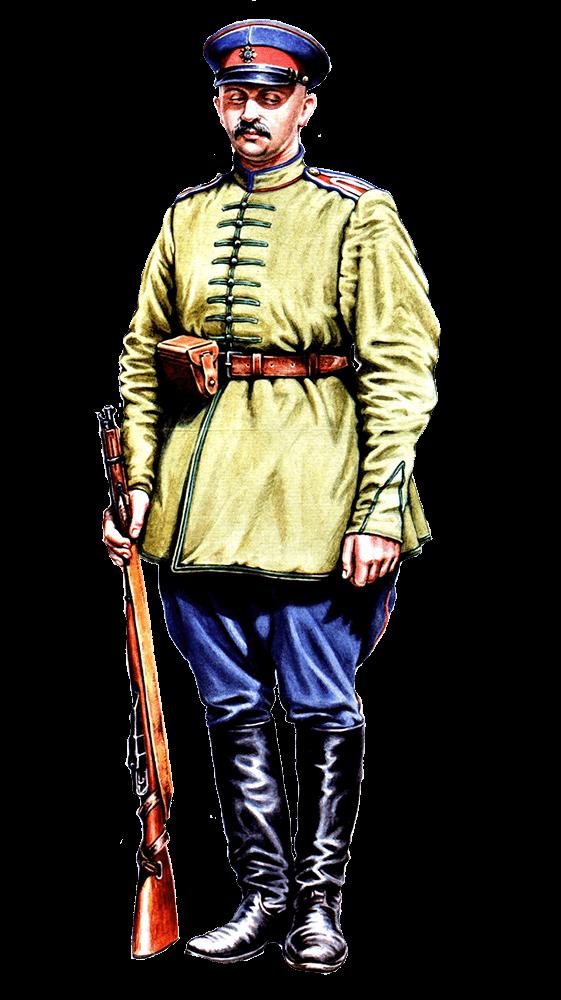 Бунчужный Сердюкской дивизии