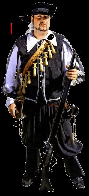 Армия Швеции XVII века