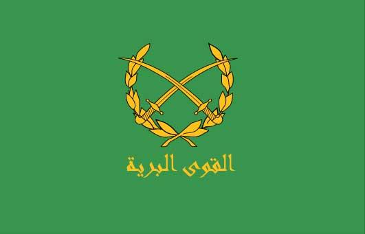 униформа сухопутных войск Сирии