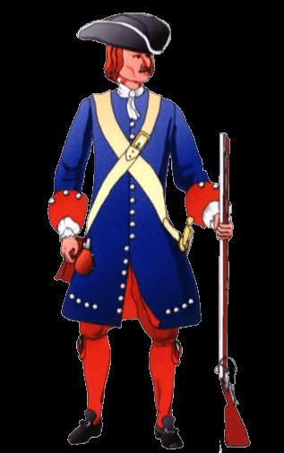Униформа солдата терцио Диего Портера (Tercio Diego Porter).