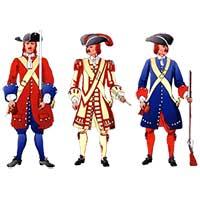 Испанская пехота в войне Аугсбургской лиги