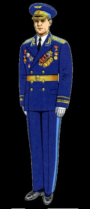 Униформа Советской Армии образца 1969 года