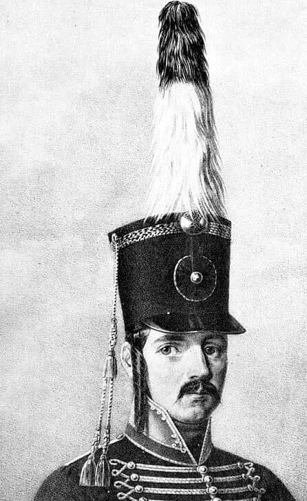 Униформа Сумского гусарского полка