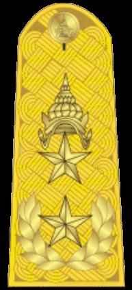 Знаки различия Королевской Армии Таиланда