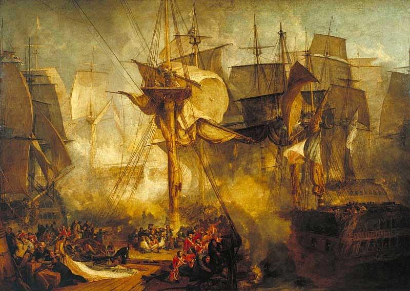 Трафальгарское сражение