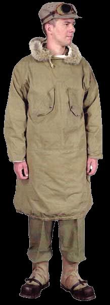 На бойце 99 отдельного пехотного батальона «Викинги» зелено-белая обратимая парка с капюшоном