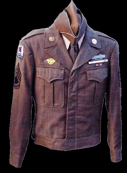 Куртка сержанта 1 класса 99 отдельного батальона «Викинги».